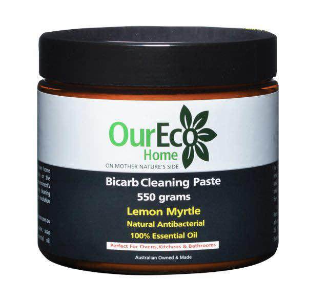 Bicarb Cleaning Paste Eco My Home